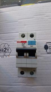 Sicherungsautomaten mit FI 2 stk