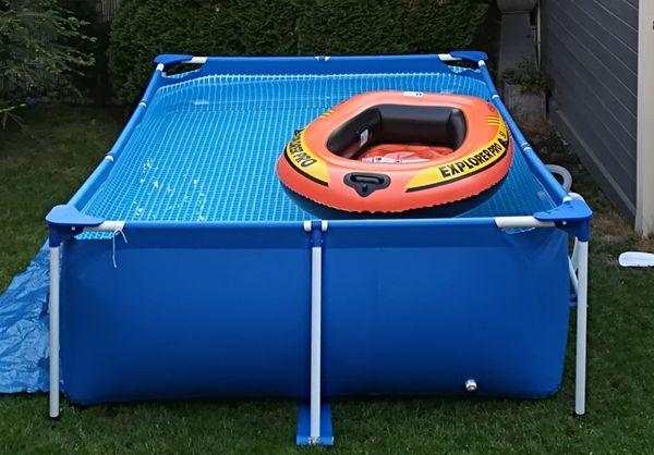 Intex Pool 300x200x75