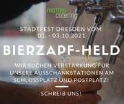STOPP Bierzapf-Helden für das Stadtfest