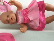 Zapf Creation Puppe Mädchen viel