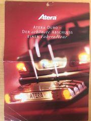 Atera Duro Fahrradträger Für drei