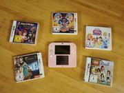 Nintendo 2DS mit 5 Spielen