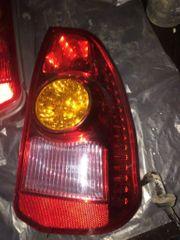 Mitsubishi Space Star Rücklampen Hecklampen