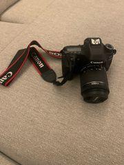 Spiegelreflexkamera Canon 80D