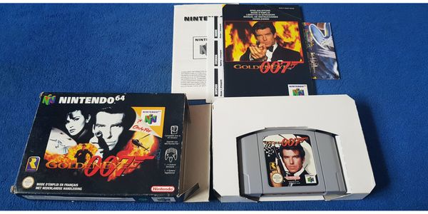 James Bond für Nintendo N64