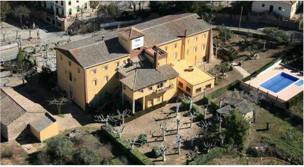 Hotel naehe Tarragona Spanien zu