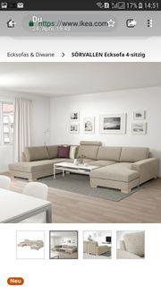 Couch ganz neu