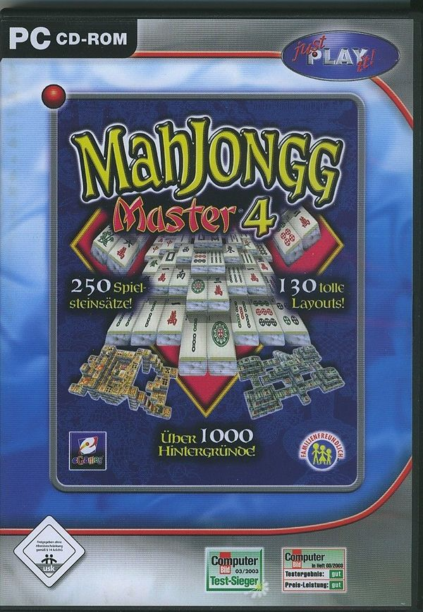 Mahjongg Master 4