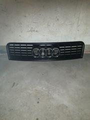 A4 B6 Grill schwarz