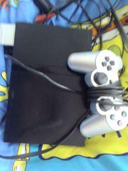 Playstation 2 mit Memory Card