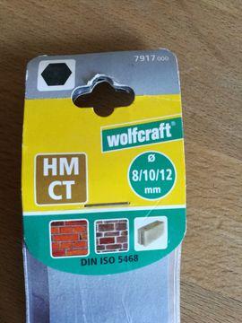 Wolfcraft Durchbruchbohrer Mauerdurchbruch Bohrer 3er: Kleinanzeigen aus Kuhardt - Rubrik Werkzeuge