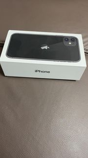 iPhone 11 Black 128 Gb