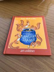 Mini - Buch DIE FLEISSIGEN SPARER