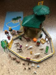 Playmobil City Life Zoo Streichelzoo