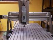 CNC Fräsmaschine Steuerung Mach3 CAM