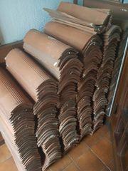 Terracotta Dachziegel aus Italien