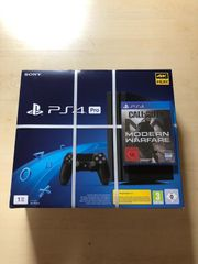 PlayStation 4 Pro 1TB Call