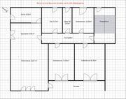5 Zi EG Wohnung Vierfamilienhaus