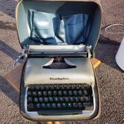 Alte Remington Schreibmaschine