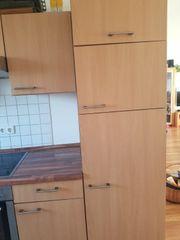 Küche inkl Siemens und Neff