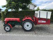 Traktor Lindner BF 35N