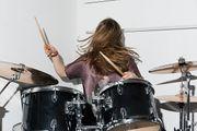 Schlagzeuger für die Gründung einer