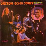 Schallplatte Oregon Elvin Jones - Together