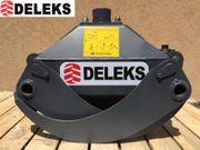 DELEKS DK-11 Holzzange Holzgreifer für
