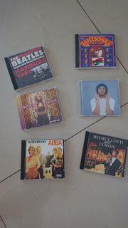 6 CDs - Alben