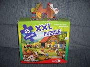 XXL Puzzle 45 St 64x44