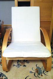 Ein sehr bequemer Sessel