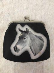Geldbeutel mit Pferdemotiv zu Verschenken
