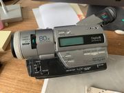 SONY Digital8 DCR-TR7100E PAL