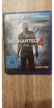 Uncharted 4 ps4 Spiel
