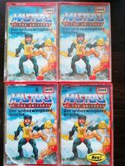 Motu Kassetten Hörspiel He-Man Folge