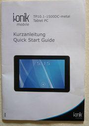 Tablet PC I-onik TP 10