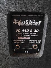 Hughes Kettner VC-412 A30 Gitarrenbox