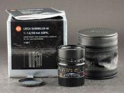 Leica M 50mm 1 4