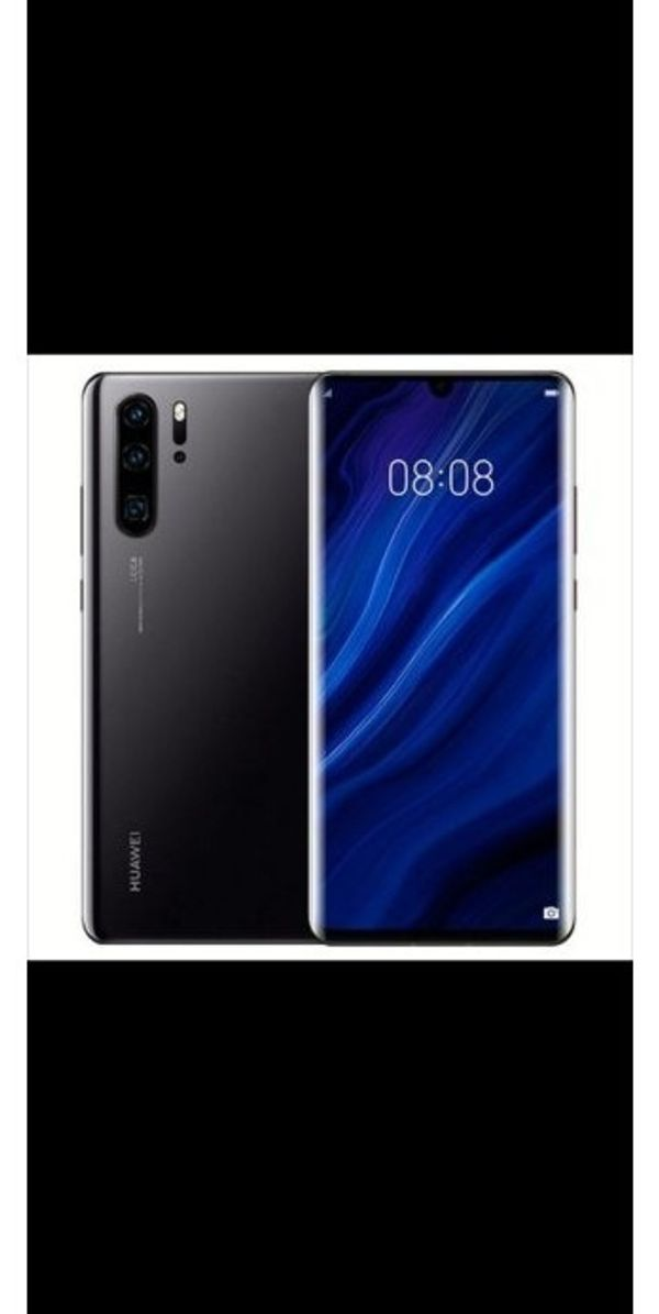 Huawei p30 pro black 128gb
