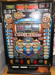Triomint Cash Casino Geldautomat Geldspielautomat