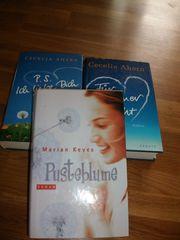 drei sehr schöne Romane Literatur