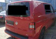 Hecktür Links VW T5 Transporter