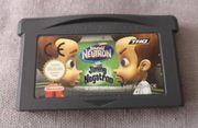 Nintendo GameBoy Advance - Jimmy Neutron