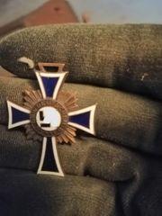 Ehrenkreuz Der Deutschen Mutter Medaille