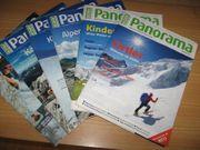 DAV Panorama Magazin des Deutschen