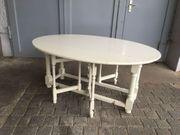 Esstisch Gateleg Table Tisch Vintage