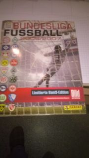 Panini Fußballbilderalbum 2006 2007