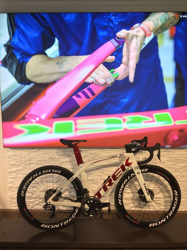 Rennrad Trek Madone SLR 9