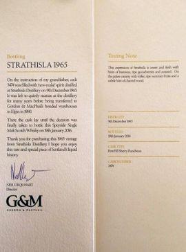Strathisla 1965 50 Jahre Gordon: Kleinanzeigen aus Tulln an der Donau - Rubrik Essen und Trinken