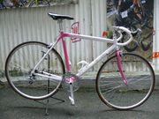 Straßenrennrad von SCHAUFF mit 14